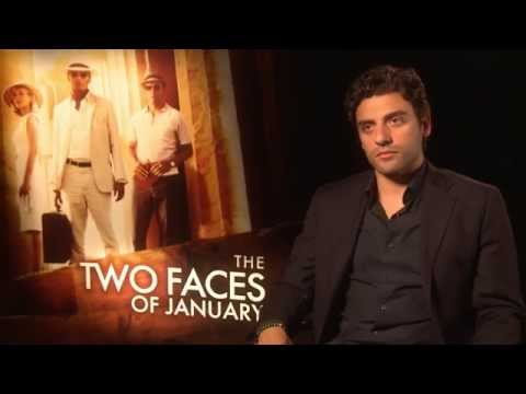 Oscar Isaac Talks The Two Faces of January (and Star Wars)