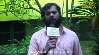 Suyam Prakash at Panduvam Movie Team Interview