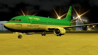 Airline2Sim Real Pilot *First Look* IXEG 737 Classic - Part 3 - Dublin to Manchester