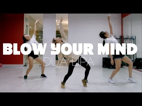 DUA LIPA - BLOW YOUR MIND(MWAH) | Orangelkm Choreography (class video)