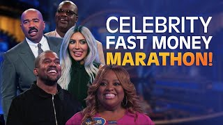 Video WOW! Celebrity Family Feud Season 4 FAST MONEY MARATHON! | Celebrity Family Feud MP3, 3GP, MP4, WEBM, AVI, FLV Maret 2019