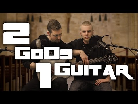 Cover Of Eminem's Rap God On Guitar