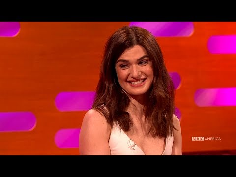 """Rachel Weisz's """"Game of Thrones"""" Horse Liked To Play Dead - The Graham Norton Show"""