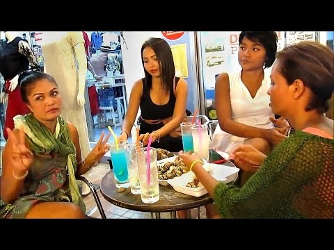 Walking Street Party № 06 Discount Travel Lamai Beach, Koh Samui, Thailand (February 2015)