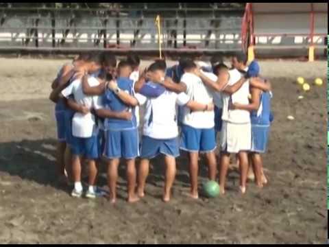 Selección de fútbol playa debuta hoy en el premundial en Bahamas e inició la Liga de Baloncesto
