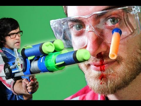 Epic Gun Battle – Rhett & Link