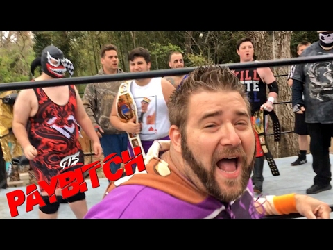 NEW OWNER NEW CHAMPIONSHIP MELTDOWN! AMAZING 7 ON 7 TAG TEAM GTS WRESTLING MATCH!