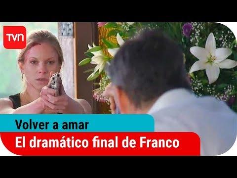 tvn - Atemorizada por lo que ha hecho su esposo, Olivia le cuenta a María Paz que a su hijo recién nacido lo sacarán del país una pareja de extranjeros que lo adop...