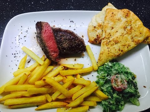 Thermomix® TM 5® Sous vide garen Steaks saftig und lecker