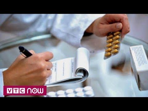 66% đơn thuốc được kê chưa hợp lý | VTC1 - Thời lượng: 83 giây.
