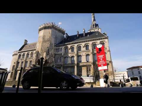 Présentation de la programmation du 44e FIBD Angoulême 2017