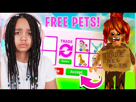 I TRIED The POOR To RICH TRADE Challenge In Adopt Me! Roblox Adopt Me Trading