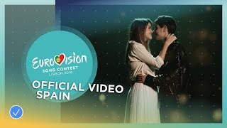 Video Amaia y Alfred - Tu Canción - Spain - Official Music Video - Eurovision 2018 MP3, 3GP, MP4, WEBM, AVI, FLV September 2018