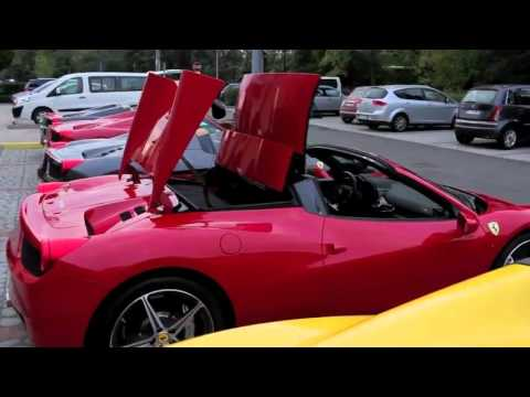 Ferrari 458 Italia Roadster  photos