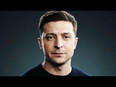 Ζελένσκι: Ο σούπερ σταρ της Ουκρανίας χτύπησε την πόρτα της εξουσίας…