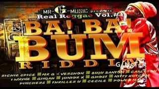 Capleton - Blue Mountain Peak - Ba Ba Bum Riddim - Mr. G Music - March 2014