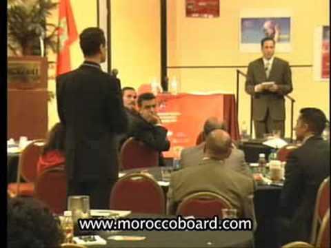 QA3 Moroccan Community & Minister