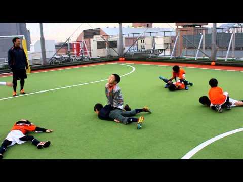 【めちゃくちゃきつい】2人組で行う体幹トレーニング【フィッシュファイト!】