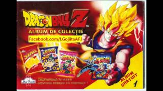 Reclama Dragon Ball Z STAR FOODS / 2003 ROMANIAN TV-SPOT ~by GojiitaAF