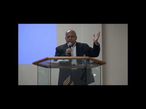 Message:Pastor K Joy at IRC Toronto