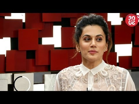 Taapsee On Working With Salman, Why She Doesn't