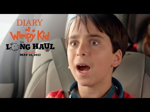 Diary of a Wimpy Kid: The Long Haul (TV Spot 'Brothers of the Road')
