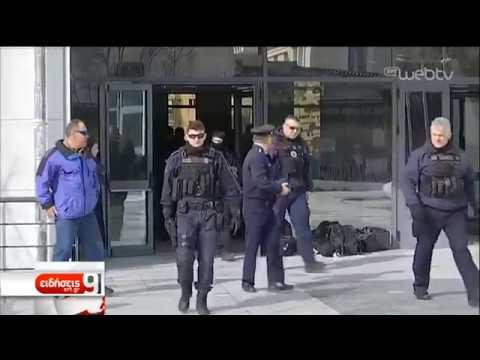 «Μαφία φυλακών»: Τη Δευτέρα απολογούνται οι δύο δικηγόροι | 29/3/2019 | ΕΡΤ
