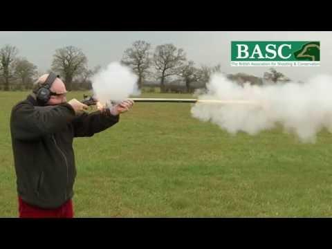 1823 Flintlock Shotgun