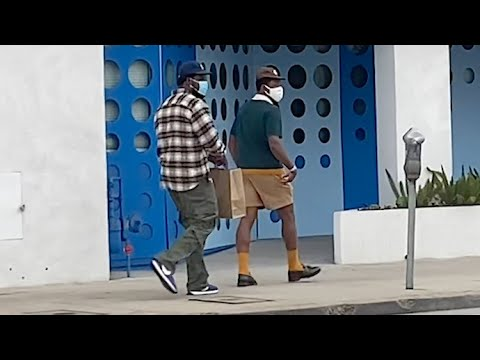 Tyler The Creator Shops On Melrose After Being Named One Of The Most Influential Artists