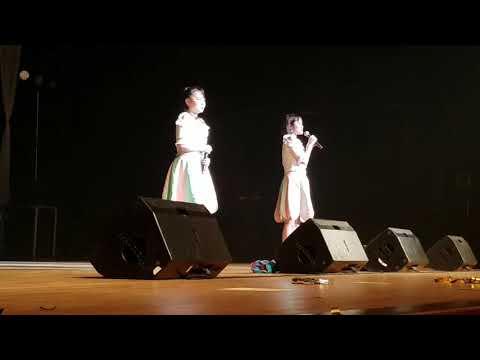 , title : '2019.8.31. Chelip アイドル引退公演 ステージ最後の挨拶。'