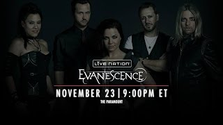 Huntington (NY) United States  city photo : Evanescence Full Show @ The Paramount, Huntington, NY, USA - 23.11.2016