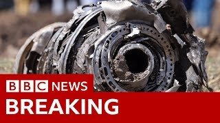 Video Ethiopian Airlines: 'No survivors' on crashed Boeing 737 - BBC News MP3, 3GP, MP4, WEBM, AVI, FLV Maret 2019