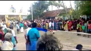 Koothu Performance of Disrobing of Draupadi