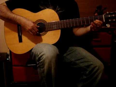 Kanye West -Flashing Lights - original guitar cover (Anms)