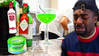 Recreating The Worlds Worst Cocktails