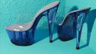 High Heels: Stilettos, Pumps, Platforms, Sandals, Mules&boots. My Complete Collection