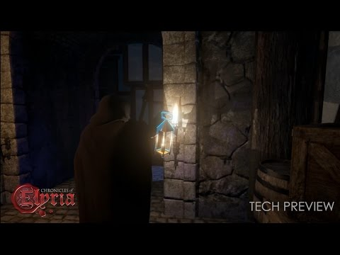 Chronicles Of Elyria — World Interaction Technical Preview