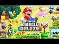 New Super Mario Bros U Deluxe Ao Vivo Gameplay Em Portu