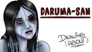 Video DARUMA-SAN EL RITUAL JAPONÉS | Draw My Life Miércoles de Terror MP3, 3GP, MP4, WEBM, AVI, FLV Maret 2019