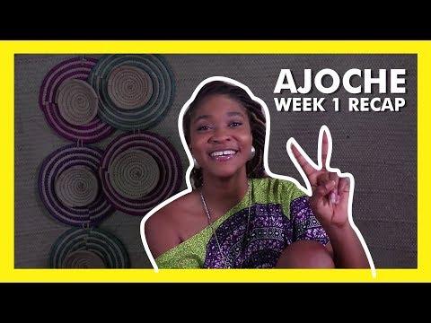 AJOCHE Africa Magic Series | Week 1 Recap