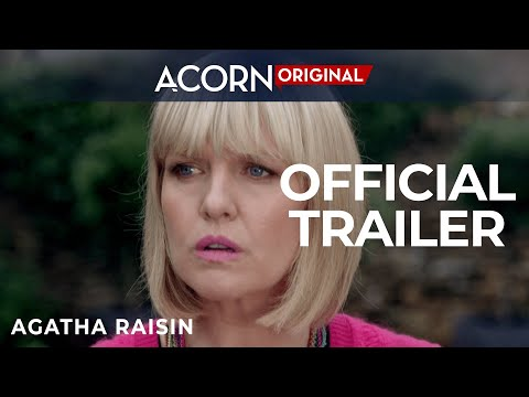 Acorn TV Original | Agatha Raisin Trailer