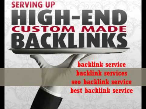 Backlink Services
