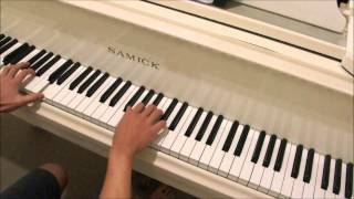Video [Piano Cover] For the First Time by The Script MP3, 3GP, MP4, WEBM, AVI, FLV Mei 2018