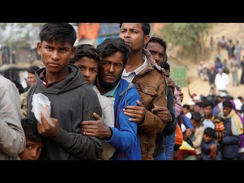العرب اليوم - بالفيديو: اتفاق بين بنغلاديش وميانمار لإنهاء عودة الروهينغا خلال عامين
