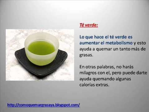 Alimentos que te ayudan a bajar de peso rapido casos los que