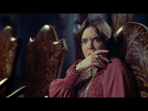 (1973) The Legend of Hell House: Dining Room Horror Scene ♦ PAMELA FRANKLIN