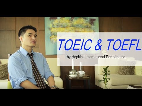TOEIC Hopkins マネージャーインタビュー