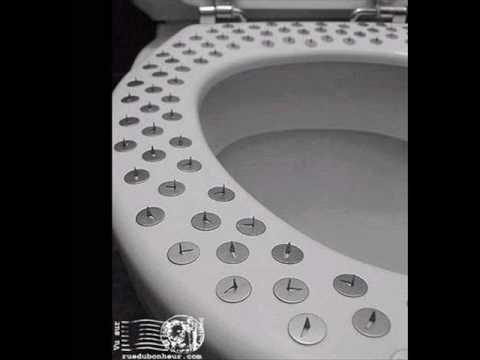 Los baños mas impactantes del mundo