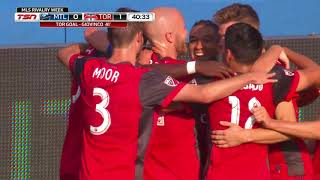 Video Match Highlights: Toronto FC at Montreal Impact - August 27, 2017 MP3, 3GP, MP4, WEBM, AVI, FLV September 2017
