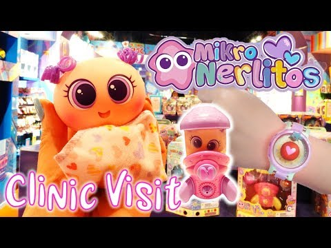 Adopt a MikroNerlito and First Clinic Visit - Distroller World Tour